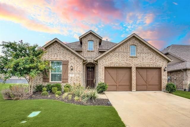809 Pier Street, Little Elm, TX 76227 (MLS #14642007) :: Real Estate By Design