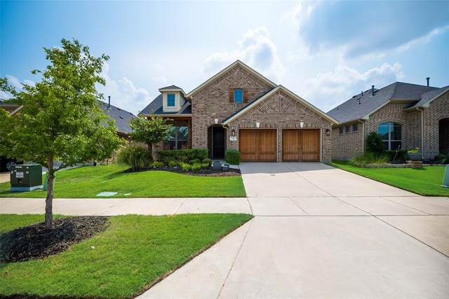 5132 Shallow Pond Drive, Little Elm, TX 76227 (MLS #14642049) :: The Chad Smith Team