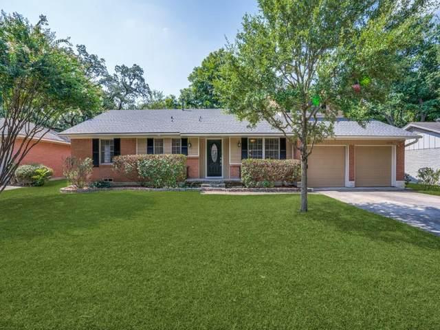 3258 Latham Drive, Dallas, TX 75229 (MLS #14642054) :: The Good Home Team