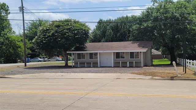 1401 N Kaufman Street, Seagoville, TX 75159 (MLS #14642059) :: Real Estate By Design