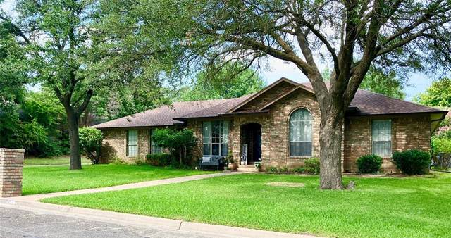 110 Chaparral Drive, Hillsboro, TX 76645 (MLS #14642067) :: RE/MAX Landmark