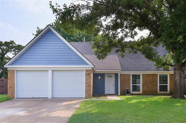 3806 Pine Court, Flower Mound, TX 75028 (MLS #14642141) :: Real Estate By Design