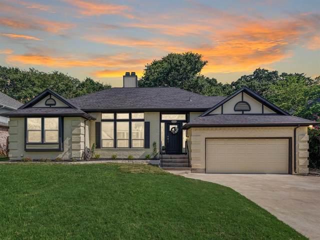 6833 Parkwood Drive, North Richland Hills, TX 76182 (MLS #14642158) :: Craig Properties Group