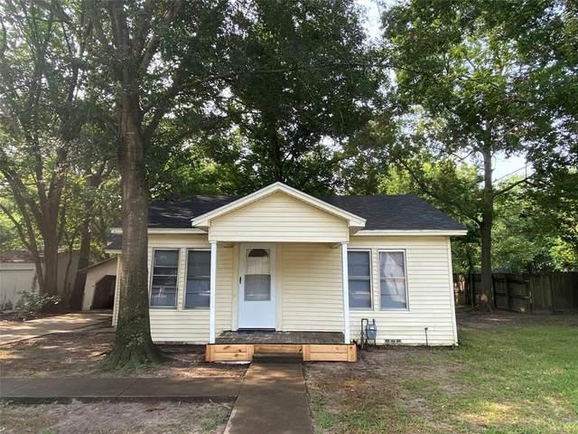 306 Robertson Street, Sulphur Springs, TX 75482 (MLS #14642172) :: The Chad Smith Team