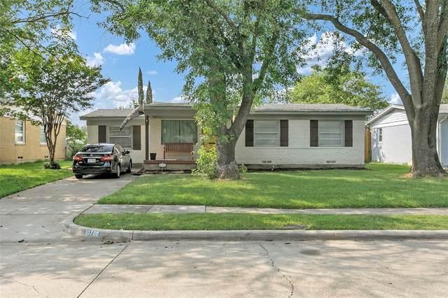 10709 Cassandra Way, Dallas, TX 75228 (MLS #14642248) :: Keller Williams Realty