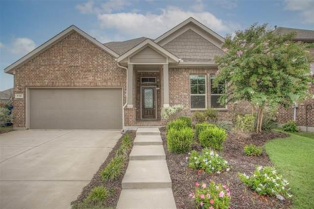 112 Bluebird Way, Northlake, TX 76226 (MLS #14642260) :: The Great Home Team