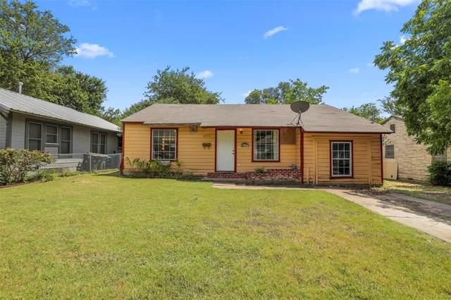 4236 Virginia Lane, Fort Worth, TX 76103 (MLS #14642268) :: RE/MAX Landmark