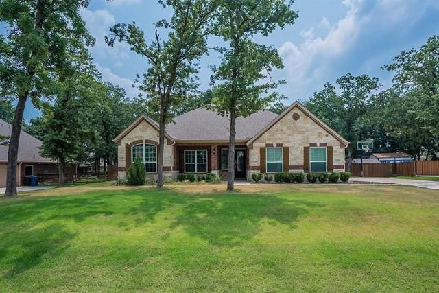 128 Dogwood Drive, Krugerville, TX 76227 (MLS #14642314) :: Keller Williams Realty