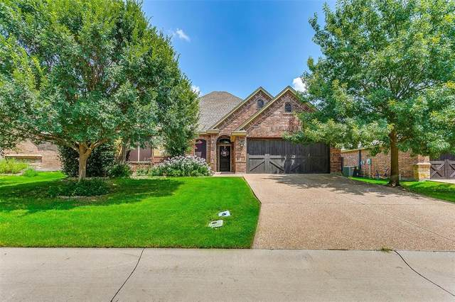 305 Bay Hill Court, Willow Park, TX 76008 (MLS #14642355) :: The Chad Smith Team