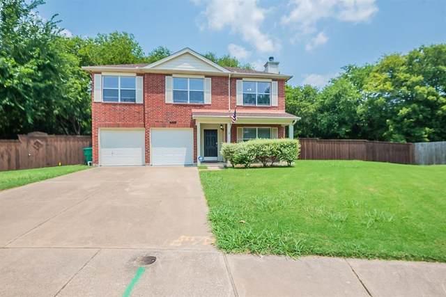 825 Monette Drive, Glenn Heights, TX 75154 (MLS #14642362) :: Real Estate By Design