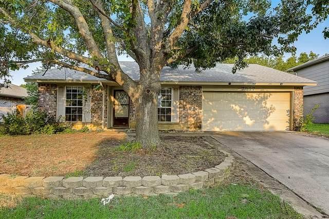 7517 Evergreen Drive, Watauga, TX 76148 (MLS #14642415) :: Craig Properties Group