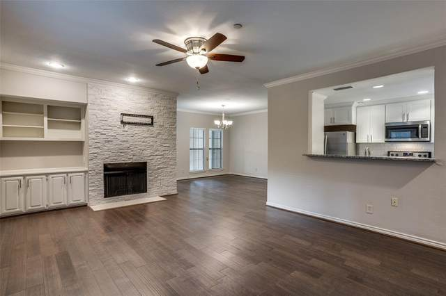 8610 Turtle Creek Boulevard #112, Dallas, TX 75225 (#14642457) :: Homes By Lainie Real Estate Group