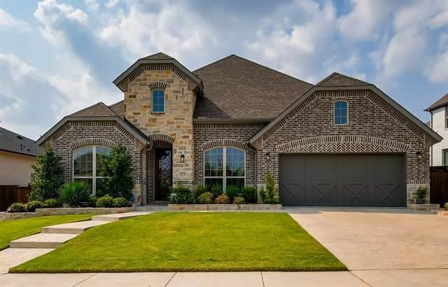 15118 Sassafras Road, Frisco, TX 75035 (MLS #14642468) :: Real Estate By Design