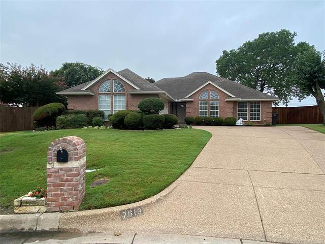 7613 Meadowside Road, Fort Worth, TX 76132 (MLS #14642471) :: The Star Team | Rogers Healy and Associates