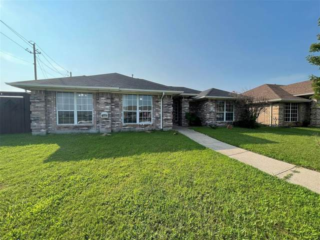 2621 Buck Drive, Mesquite, TX 75181 (MLS #14642535) :: Russell Realty Group