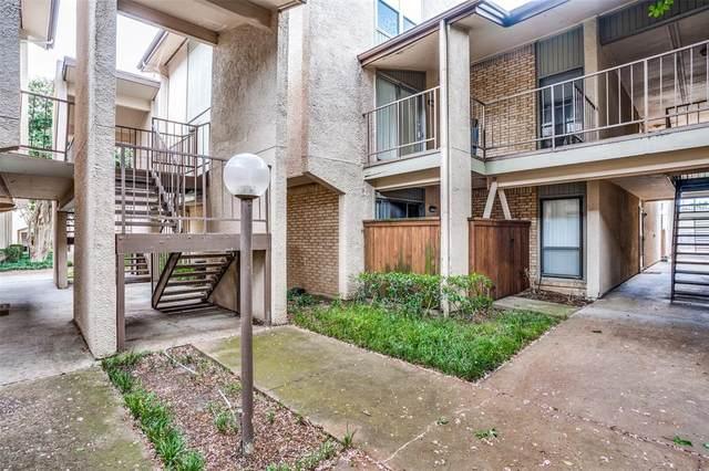 12816 Midway Road #2064, Dallas, TX 75244 (MLS #14642656) :: Robbins Real Estate Group