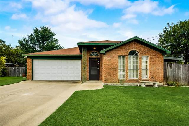 2300 Sundrop Court, Fort Worth, TX 76108 (MLS #14642691) :: The Great Home Team