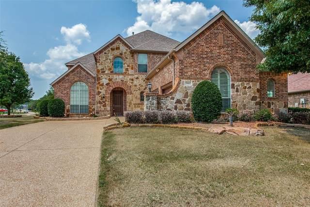 7097 Carmona, Grand Prairie, TX 75054 (MLS #14642694) :: Frankie Arthur Real Estate