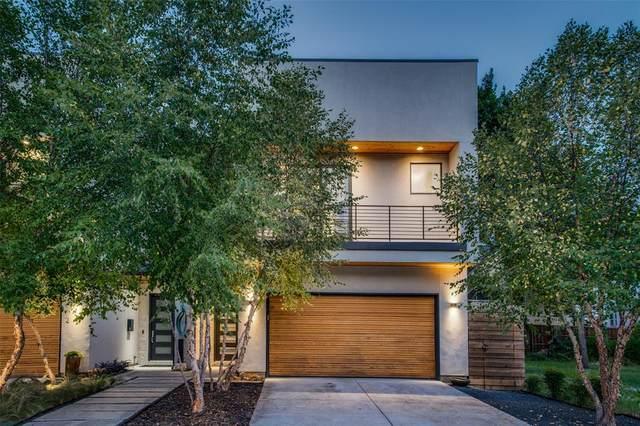 3706 Dorothy Avenue, Dallas, TX 75209 (MLS #14642724) :: Real Estate By Design