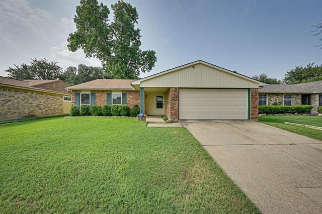 7632 Portman Avenue, Fort Worth, TX 76112 (MLS #14642764) :: RE/MAX Landmark