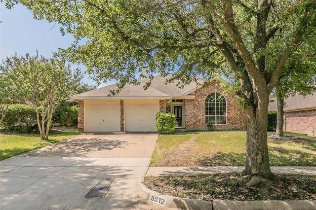 5512 Bryce Canyon Drive, Fort Worth, TX 76137 (MLS #14642775) :: RE/MAX Landmark