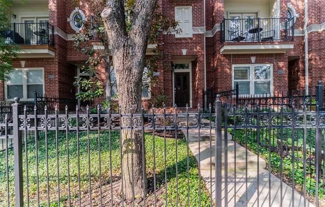 2808 N Hall Street, Dallas, TX 75204 (MLS #14642798) :: Robbins Real Estate Group
