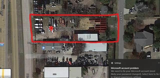 6822 S R L Thornton, Dallas, TX 75232 (MLS #14642802) :: Real Estate By Design