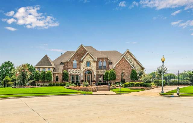 401 Canyon Park Court, Southlake, TX 76092 (MLS #14642812) :: The Great Home Team