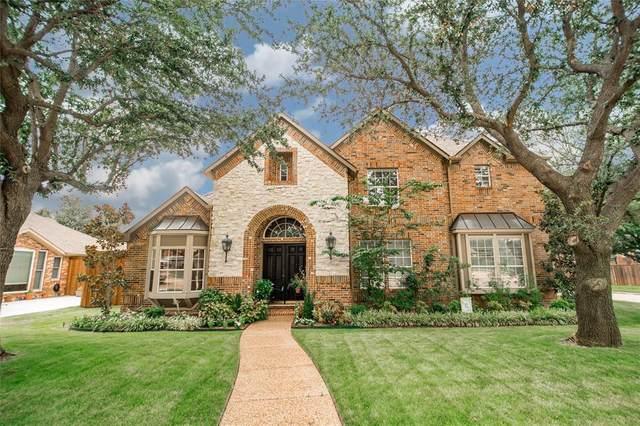 2017 Bishop Drive, Flower Mound, TX 75028 (MLS #14642879) :: Real Estate By Design
