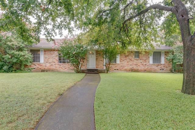 545 Summit Drive, Richardson, TX 75081 (MLS #14642902) :: The Good Home Team