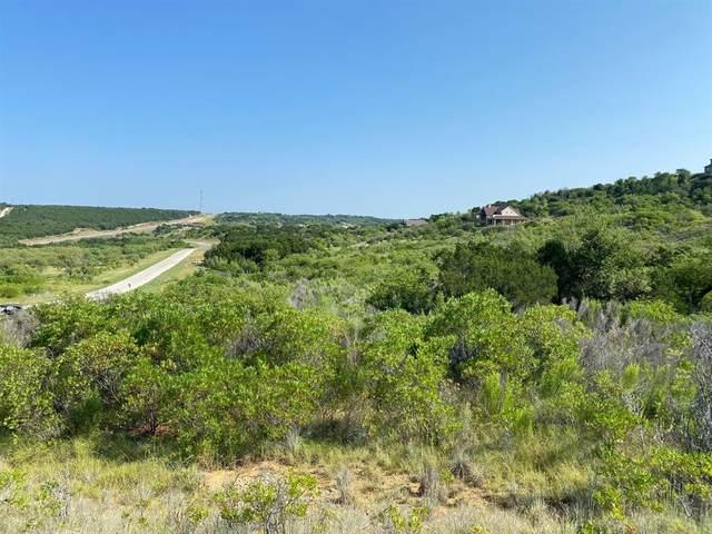Lot 265 Canyon Wren Loop, Graford, TX 76449 (MLS #14642935) :: Robbins Real Estate Group