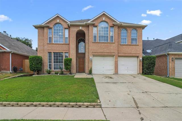 4737 Parkmount Drive, Fort Worth, TX 76137 (MLS #14642939) :: Real Estate By Design