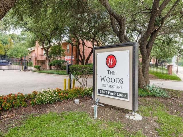 8601 Park Lane #123, Dallas, TX 75231 (MLS #14642948) :: Robbins Real Estate Group