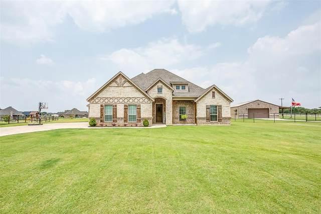 104 Eagle Moor Lane, Brock, TX 76087 (MLS #14642958) :: Robbins Real Estate Group