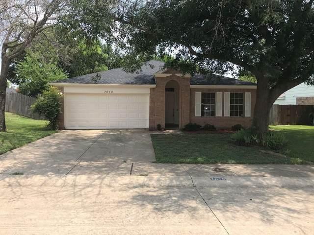 7010 Lanyon Drive, Dallas, TX 75227 (MLS #14642975) :: The Mauelshagen Group