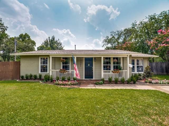 13327 Castleton Circle, Farmers Branch, TX 75234 (MLS #14642994) :: Robbins Real Estate Group