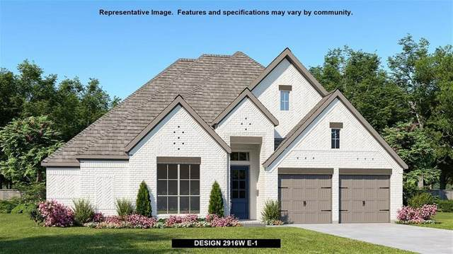 409 Turkey Creek Drive, Mckinney, TX 75071 (MLS #14643010) :: All Cities USA Realty