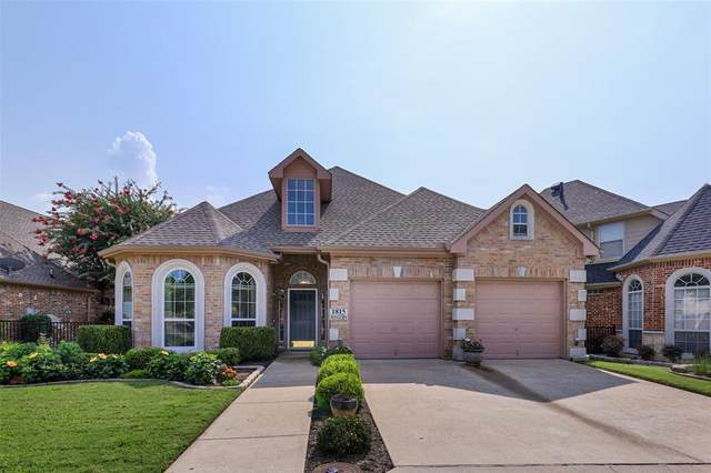 1815 Masters Drive, Desoto, TX 75115 (MLS #14643042) :: Real Estate By Design