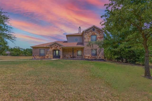 4101 Oakview Circle, Alvarado, TX 76009 (MLS #14643044) :: Real Estate By Design