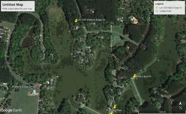 LT 139 Waters Edge Drive, Larue, TX 75770 (MLS #14643120) :: The Great Home Team