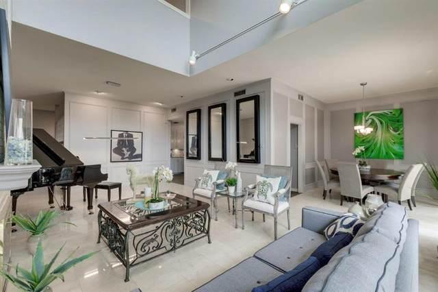15539 Preston Road #1034, Dallas, TX 75248 (#14643131) :: Homes By Lainie Real Estate Group