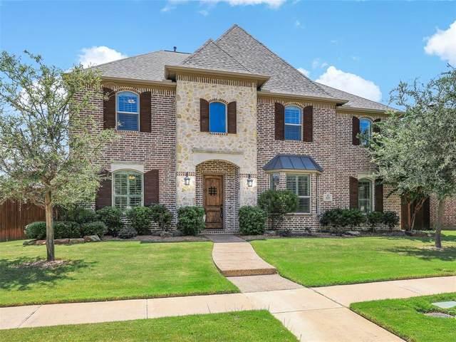 4265 Laurelhurst Lane, Frisco, TX 75033 (MLS #14643179) :: Craig Properties Group