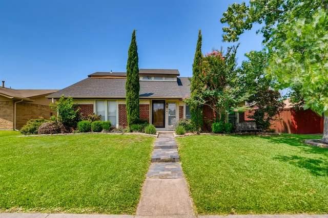 2007 Gardanne Lane, Carrollton, TX 75007 (MLS #14643187) :: Wood Real Estate Group