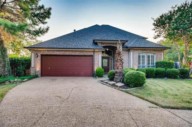 2701 Elm Branch Court, Bedford, TX 76021 (MLS #14643269) :: Real Estate By Design