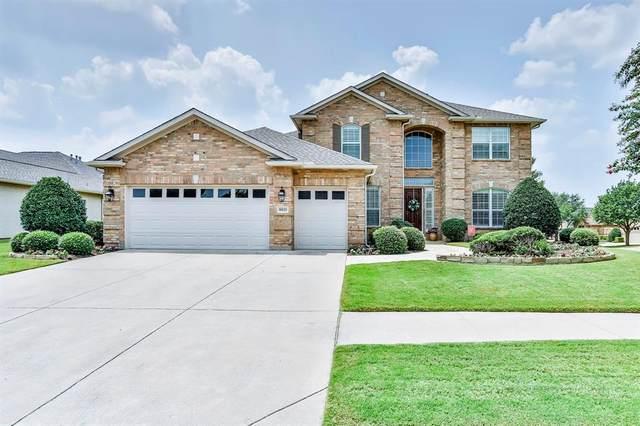 10121 Grandview Drive, Denton, TX 76207 (MLS #14643324) :: Real Estate By Design