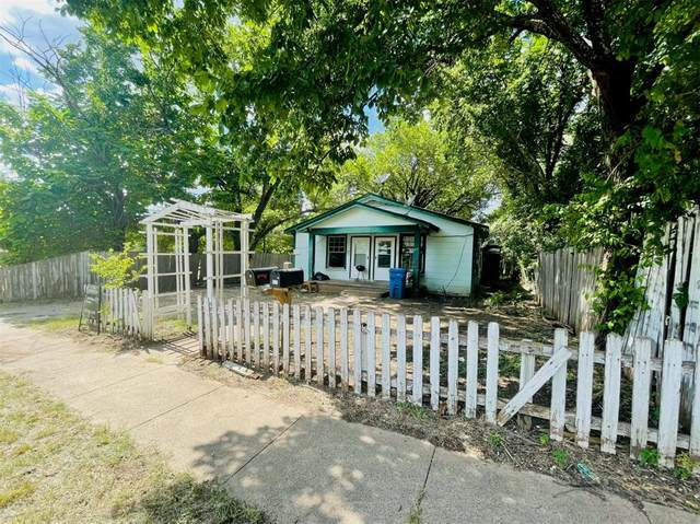 815 E Houston Street, Sherman, TX 75090 (MLS #14643459) :: Real Estate By Design