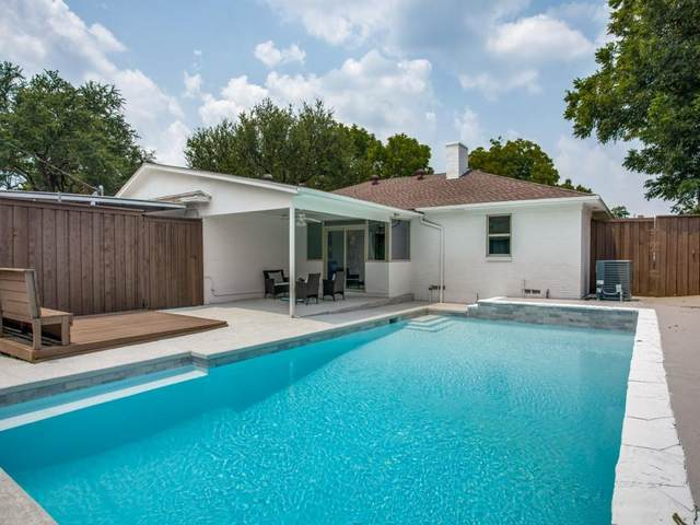 8434 Bellingham Drive, Dallas, TX 75228 (MLS #14643480) :: Robbins Real Estate Group