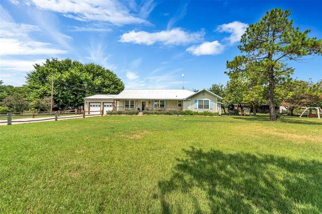 3311 Jay Bird Lane, Springtown, TX 76082 (MLS #14643509) :: Real Estate By Design