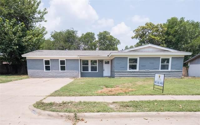 2405 Skylark Drive, Arlington, TX 76010 (MLS #14643620) :: Russell Realty Group