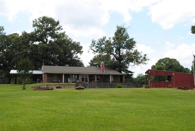 10923 N State Hwy 135, Troup, TX 75789 (MLS #14643753) :: Real Estate By Design